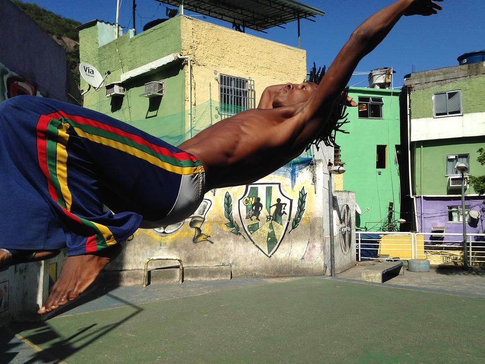 La capoeira, une discipline populaire du Brésil