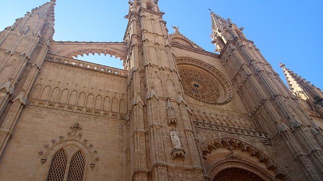 La cathédrale de Palma la Santa Maria dite La Seu