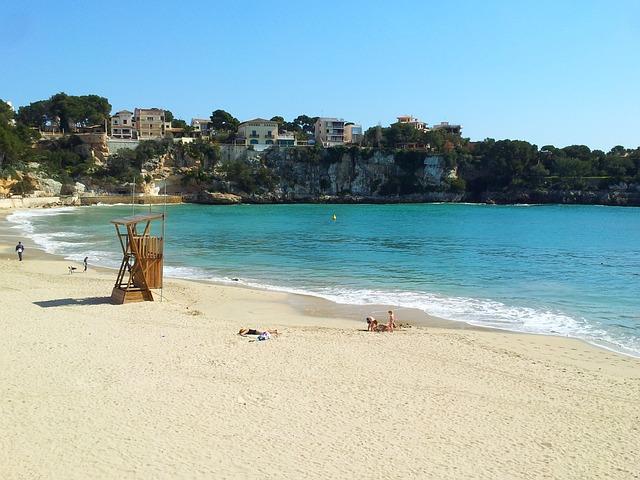 Les plages turquoise de Majorque