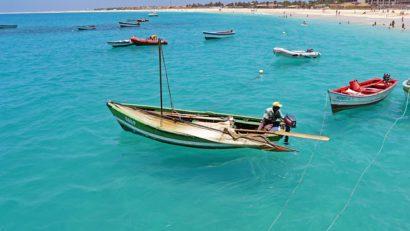 Un pêcheur capverdien