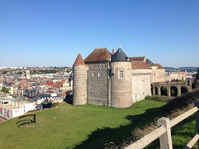 le château-musée de Dieppe retrace la guerre de Cent Ans