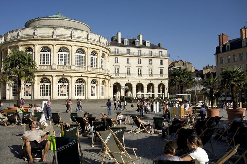 Rennes ville etudiante