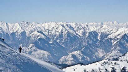 Ski hors piste en Inde
