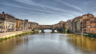 Ponte Vecchio Florence Italie