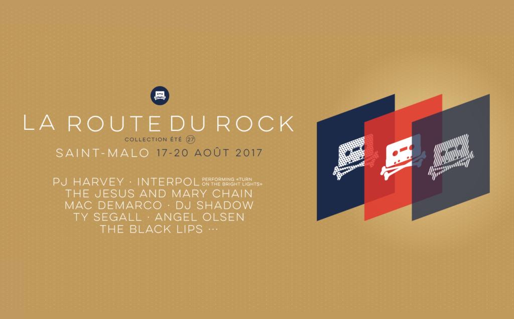 Route du Rock à Saint Malo