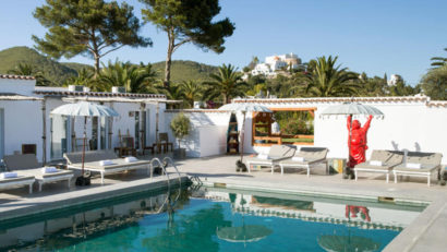 hotel luxe et charme à Ibiza