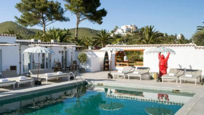 hotel luxe et charme à Ibiza