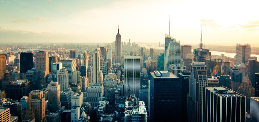 New york et manathan