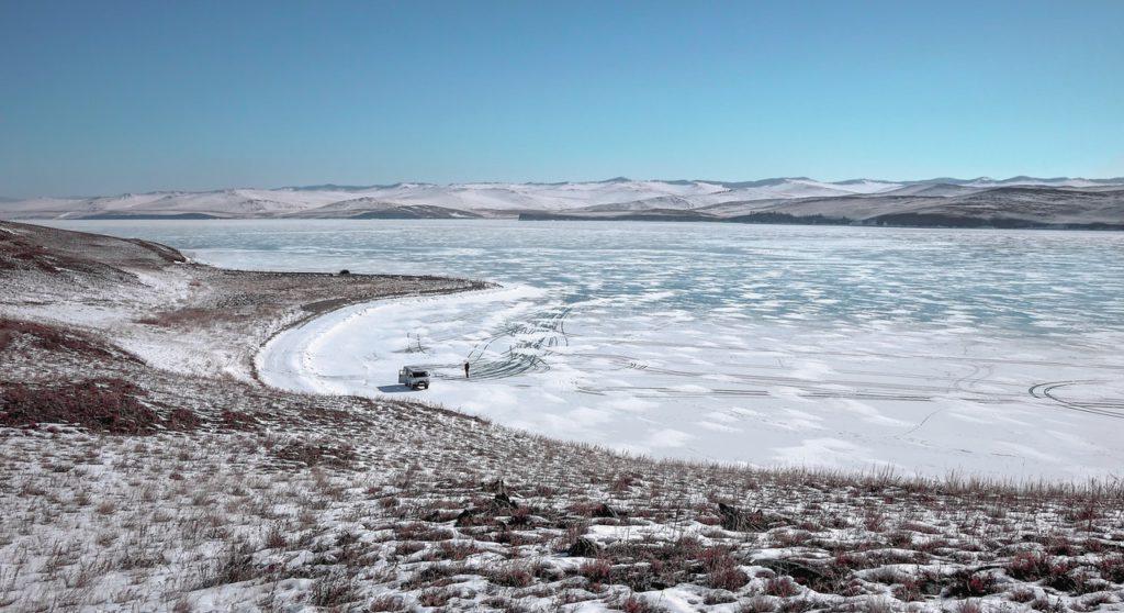 La Sibérie glacée