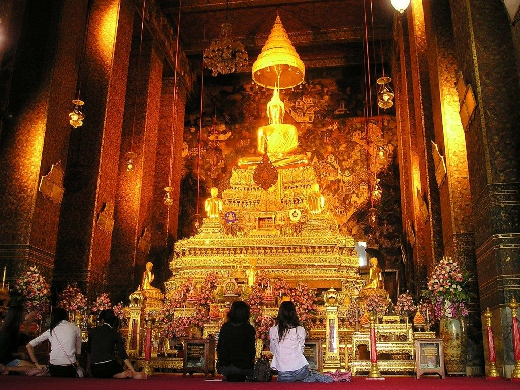 Les temples de Bangkok