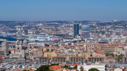 Marseille quartier joliette