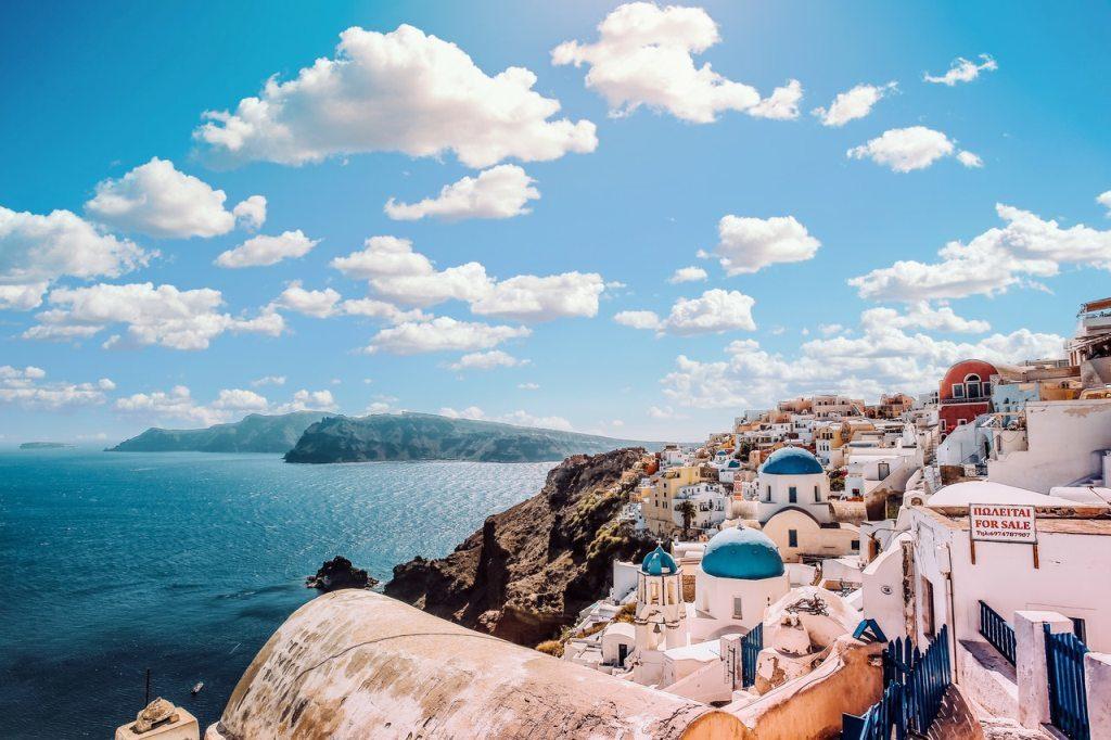 L'île de Mykonos