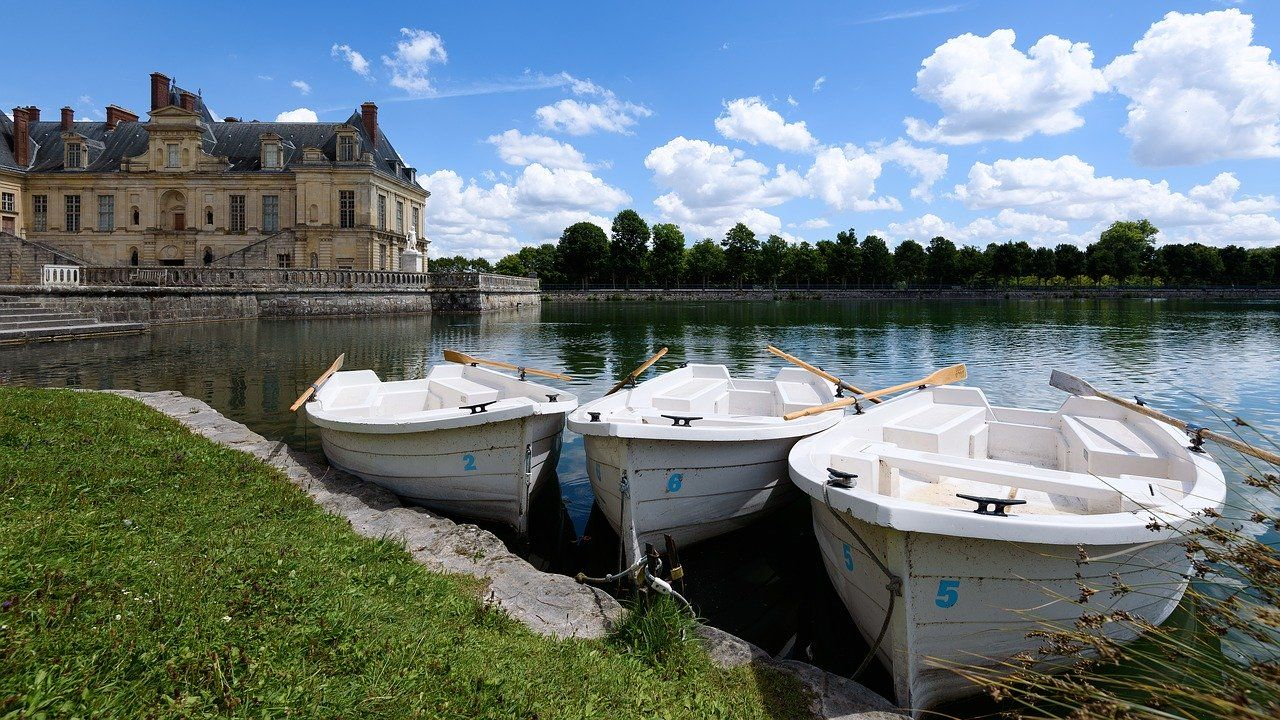 Week end ile de France Fontainebleau