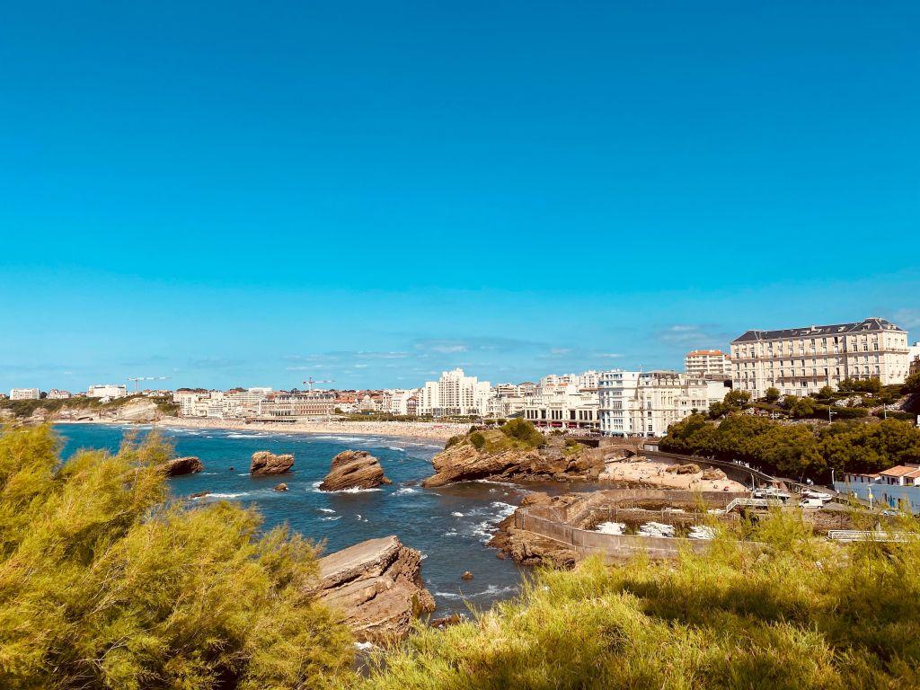 Thalasso à Biarritz