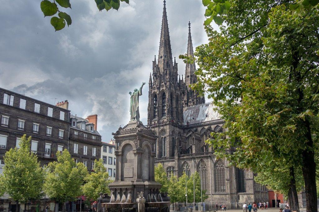 Patrimoine de la ville de Clermont Ferrand
