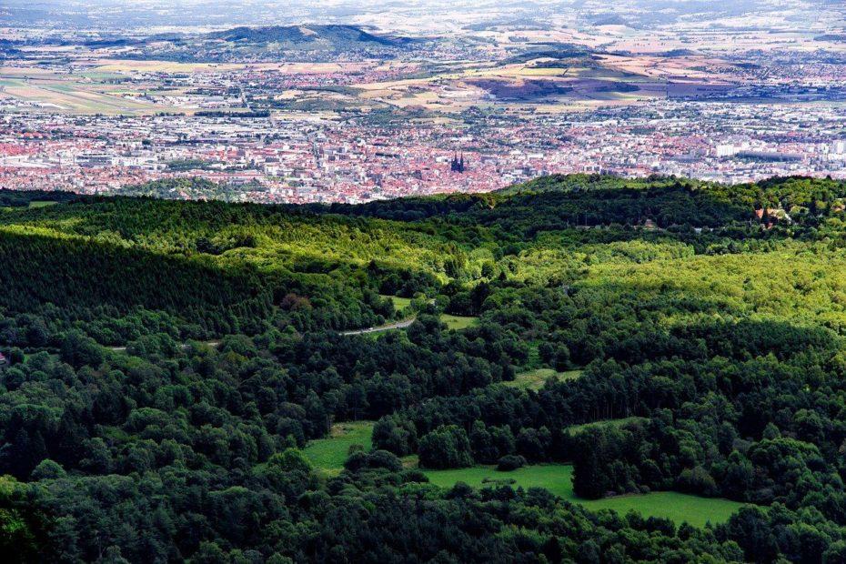 Découvrir Clermont Ferrand