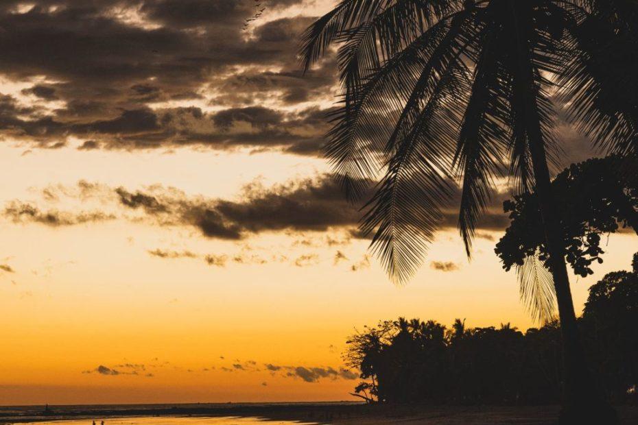 Costa Rica Playa Esterillos